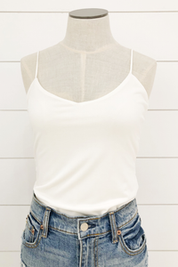Fitted Cami Top