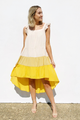 Float On Hi Low Dress