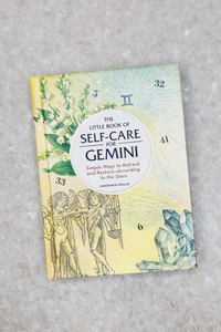 The Little Book Of Self Care For