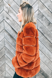 Glam Faux Fur Jacket