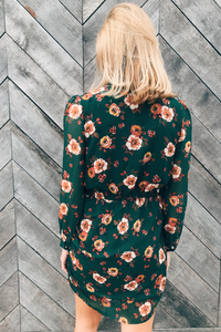 Greenhouse Floral Dress