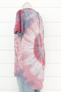 Harris Spiral Dye Short Sleeve Tee