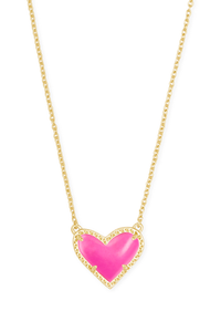 Ari Heart Necklace