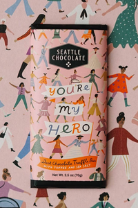 SH You're My Hero Truffle Bar