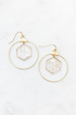 Hexagon Shell Hoops