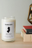 Homesick New Jersey Candle - House of Lucky