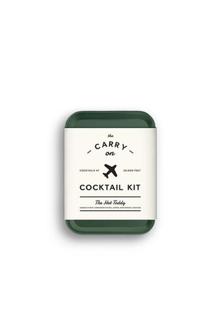 The Hot Toddy Carry On Cocktail Kit - House of Lucky
