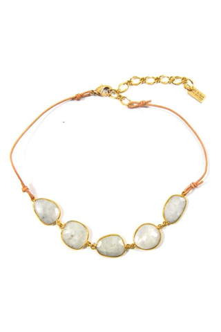 Isadora Statement Choker - House of Lucky