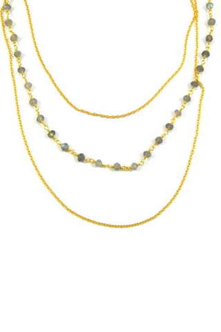 Jenny Layer Necklace - House of Lucky