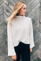 Keep It Simple Turtleneck Sweater