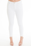 Kora Mid Rise Skinny Jean - House of Lucky