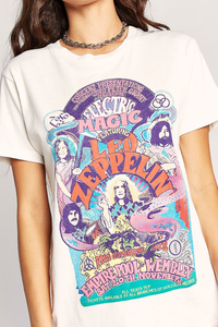 Led Zeppelin Electric Magic Weekend Tee