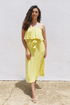 Lemon Cake Dress