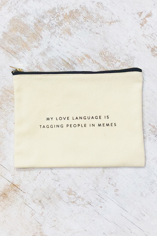 Babe Bag - Love Language