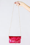 Lucy Velvet Handbag - House of Lucky
