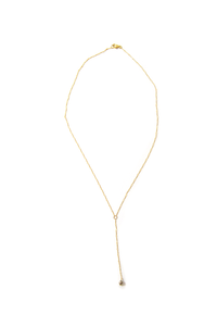 Marni Lariat Necklace
