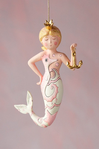 Mermaid Ornament - House of Lucky