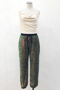 At Midnight Sequin Joggers
