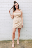Mimosa Ruffle Dress