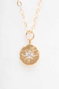 14K GF Mini Stardust Necklace