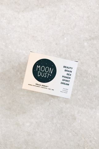 Moon Dust Sampler Satchet Box