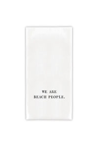 SH Beach People Tea Towel