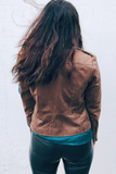 Not Your Baby Faux Suede Jacket