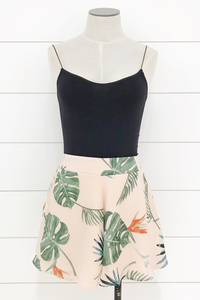 Tropical Swing Shorts