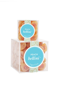 Large Peach Bellini Gummies - House of Lucky