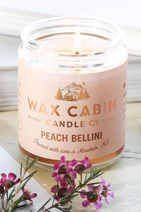 Peach Bellini Candle 8oz