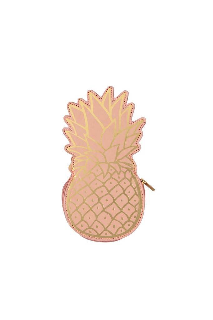 Pineapple Hideaway Pouch - House of Lucky