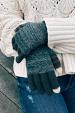 Point Lined Gloves