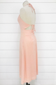 Pretty In Pink Halter Dress