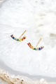 Rainbow Arc Stud