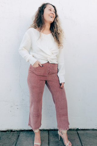 Ranch Cropped Pants