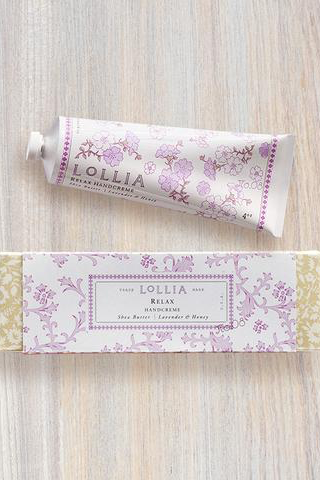 Relax Shea Butter Handcreme Relax - House of Lucky