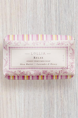 Relax Shea Butter Soap - House of Lucky