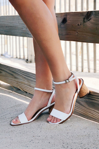 Renee Cork Heel