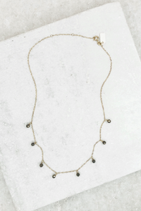 Serena Shaker Necklace