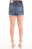 High Rise Shadow Shorts - House of Lucky