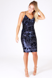 Shake It Sequin Dress - House of Lucky