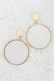 Lovely Circle Earring
