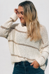 Stardust Stripe Sweater