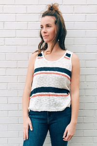 Tulum Sleeveless Top