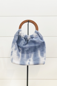 Small Tie Dye Tote W/ Handle