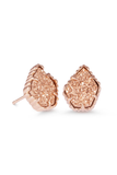 Tessa Druzy Stud Earrings - House of Lucky