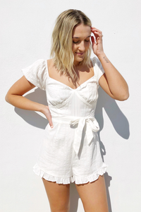 Travel Light Romper