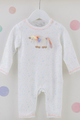 Rainbow Unicorn Babygro - House of Lucky