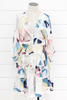 Watercolor Kimono Sleeve Dress