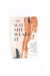 The Way She Wears It Book - House of Lucky